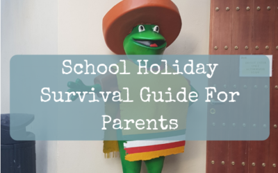 School Holiday Survival Guide For Parents