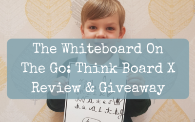 The Whiteboard On The Go: Think Board X Review