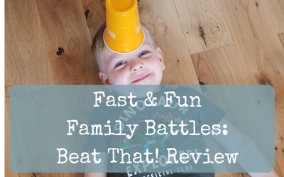 Fast & Fun Family Battles: Beat That! Review