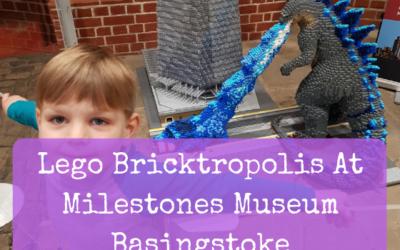 Lego Bricktropolis At Milestones Museum Basingstoke