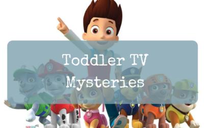 Toddler TV Mysteries