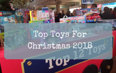 Top Kids' Toys For Christmas 2018