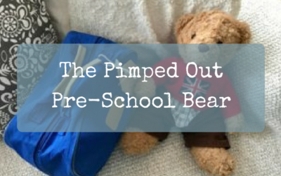 The Pimped Out Pre-School Bear