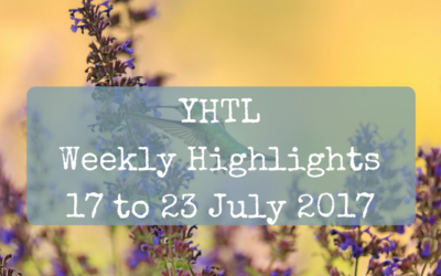 YHTL Weekly Highlights – 17 to 23 July 2017