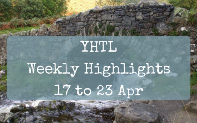 YHTL Weekly Highlights – 17 to 23 Apr 2017