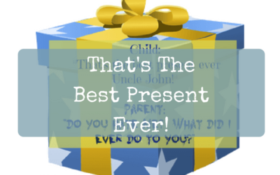 That's The Best Present Ever!