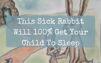 This Sick Rabbit Will 100% Get Your Child To Sleep
