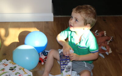 Ten things I found out about third birthdays