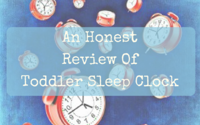 An Honest Review of Toddler Sleep Clock