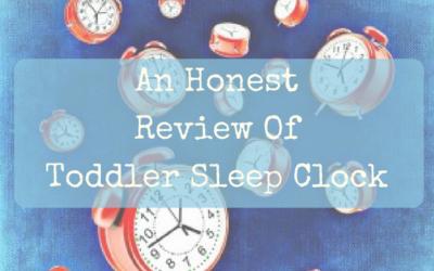 An Honest Review of Toddler Sleep Clock