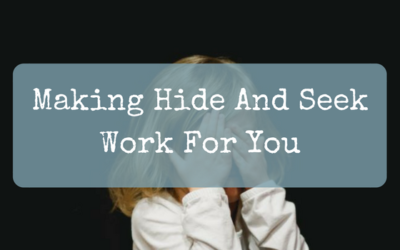 Making Hide And Seek Work For You