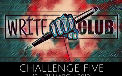 Write Club Challenge Five