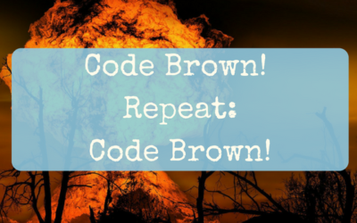Code Brown! Repeat: Code Brown!
